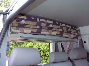 Weekendbox Dream VW Caddy Bett Weekendbox Dream VW Caddy Staufach